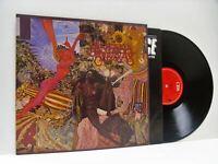 SANTANA abraxas LP VG/EX-, CBS 32032, vinyl, album, hard rock, psychedelic rock