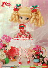 Pullip Very Berry Pop Red lolita Groove fashion doll in USA