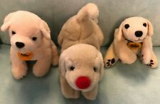 Andrex Puppy Dogs Soft Toy advertising/promotional plush toys x 3