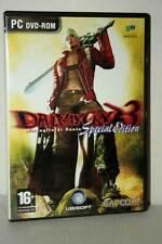 DEVIL MAY CRY 3 IL RISVEGLIO DI DANTE GIOCO USATO PC DVD VER ITALIANA GD1 47343