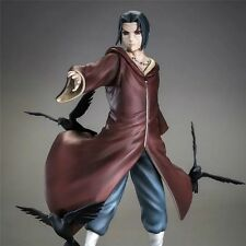 Naruto Shippuuden Uchiha Itachi 1/10 Scale Painted PVC Figure No Box