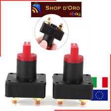 Interruttor Stacca Batteria Killer Switch On Off Auto Camion Moto Barca 300A Nuo