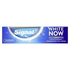 SIGNAL Dentifrice White Now + 1 Teinte de Blanc 75ml * 8717163735336