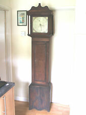 Oak Georgian 30-Hour Antique Clocks