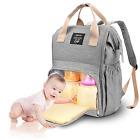 Mochilas Para Bebes Pañalera De Bebe Viaje Pañaleras Modernas Bolsa Biberones