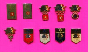 1984 OLYMPIC PIN PAC TEL MOTOROLA TRANSAMERICA GROUP MP#1 PICK 1-2 ADD TO CART