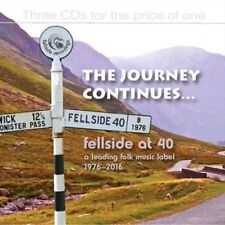 The Journey Continues - Fellside at 40 5017116027222