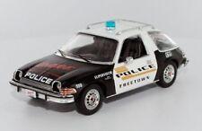 "AMC RACER X POLICE FREETOWN "" DARE "" DE 1975 : IXO PREMIUM X  ~  NEUF"