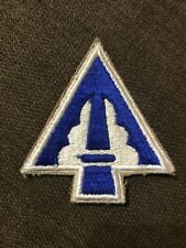 Original New Unused WWII US Army 22nd Corps Patch