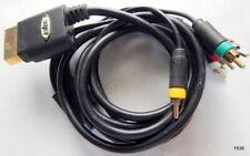 Intec Black VGA HD AV Cable for Xbox 360