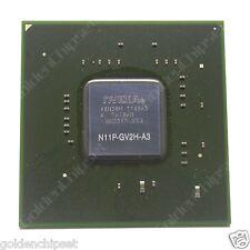Brand New NVIDIA N11P-GV2H-A3 BGA Chipset GeForce GT320M Vedio Card DC:2011+