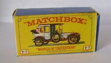 Repro box Matchbox moy nº 07 1912 Rolls-Royce