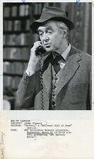 JIMMY STEWART TELEPHONE PORTRAIT HALLMARK HALL OF FAME HARVEY 1973 NBC TV PHOTO