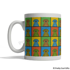 Neapolitan Mastiff Dog Mug - Cartoon Pop-Art Coffee Tea Cup 11oz Ceramic