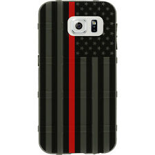 MAGPUL Field Case for Samsung Galaxy S6 Custom Subdued Flag Fire Ego Tactical