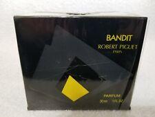 Robert Piguet Vintage BANDIT Parfum REF 95200 EMB 92004C 1 oz/30mL New Sealed