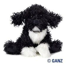 WEBKINZ PORTUGUESE WATER DOG - HM 439 - NEW WITH UNUSED TAG /CODE
