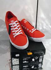 chaussure basket *SUPRA*THUNDER LOW orange eu 45/US 11 /UK10  NEUF 80€ Sacrifié