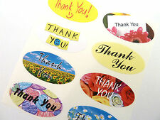 Mini Sticker Pack, Thank You Seal Labels, for Envelopes, Gifts, Cards TH SOV/16