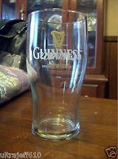 Guinness Draught Beer Pub 20oz Tulip Glass & Lg Staff Shirt St Pattys Day 2010