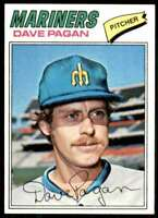1977 Topps Set Break 2 Nm-Mt Dave Pagan Seattle Mariners #508