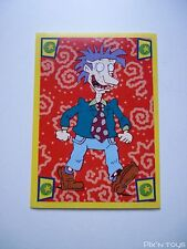 Autocollant Stickers Les Razmoket Rugrats Nickelodeon N°34 / Panini 1999
