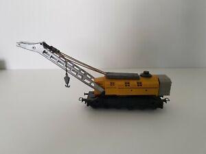LILIPUT wagon grue DB ESSEN 7341054 sans boite