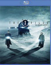 The X-Files The Complete Season 2 Two (Blu Ray, 7-Disc, 2015)