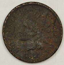 1875 Indian Head Cent.  V.F. Detail.  128258