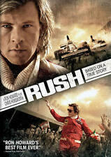 Rush, New DVDs
