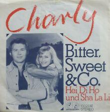 "7"" 1973 CV SANTABARBARA ! BITTER SWEET & CO. : Charly / MINT-?"