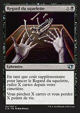 *MRM* ENG 4x Regard du squelette (Skeletal Scrying) MTG Com 2014