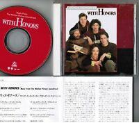 WITH HONORS Madonna JAPAN CD WPCP-5795 w/INSERT 1994 issue DURAN DURAN No OBI