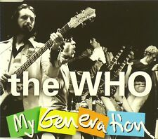 Maxi CD - The Who - My Generation - #A2212