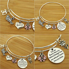 Personalised BIRTHDAY Gifts Bracelet 15th 16th 18th 21st 30th