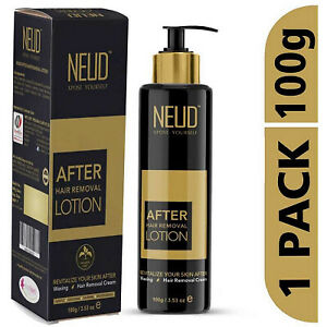 NEUD After Hair Removal Lotion for Skin Care in Men & Women (100 + FREE DELIVERY
