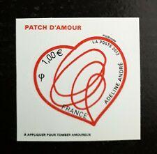 France 2012 adhésif 649 neuf luxe ** coeur adeline andré 4632