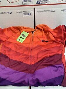 URIAH Brand Women Cycling Jersey Mountain Bike Biking Jersey COOLMAX Medium