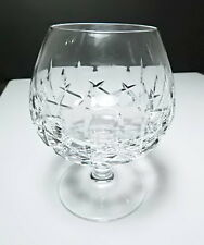Waterford Crystal MOURNE Brandy Glass(s)  Mint!