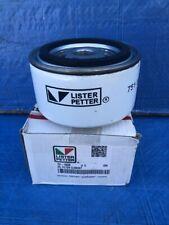 GENUINE LISTER LPW LPA 3/4cyl OIL FILTER ELEMENT 751-10620