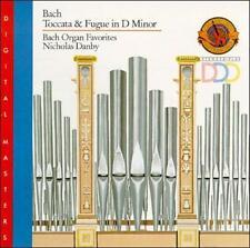 Nicholas Danby : Toccata & Fugue in D Minor CD