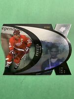 1997-98 Upper Deck SPX Silver #14 Steve Yzerman Detroit Red Wings DieCut