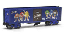 Brand NEW Menards M&M's® Boxcar (Blue) Sealed Box  FAST Ship Next Business Day