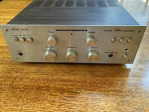 Marantz Model 1030 Stereo Receiver - Works with Original box and Manual