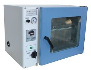 Vacuum Drying Oven 0.9Cu ft Dryed Oven Heating Power Air Convection Sale New!