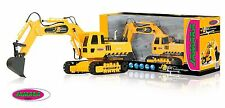 German Toy Excavator Tractor Truck *JAMARA* J-Matic 2,4 GHz, 1:27, R/C - NEW!