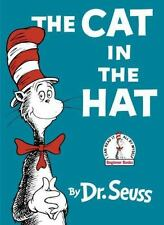 The Cat in the Hat (Beginner Books) Dr Seuss FREE SHIPPING