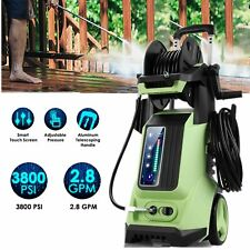3800 Psi 28 Gpm Smart Pressure Washer Electric High Power Surface Cleaner Kit