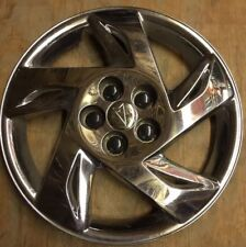 Pontiac Sunfire 15in hubcap wheel cover 2000 2001 2002 OEM Chrome