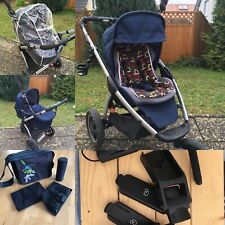 Kinderwagen MaxiCosi Mura 3 mit Zubehör.